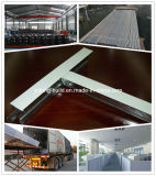 La calidad T-Grid usa para techo