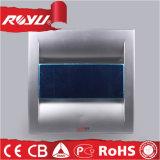 Portable 10polegadas Banho de cor prata exaustor elétrico