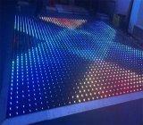 12X12FT Video Pista de Baile Baile acrílico LED Mosaico de pista de baile