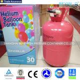 Воздушные шары бака гелия низкого давления хорошего качества цветастые для пользы празднества партии
