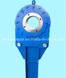 ベルトコンベアのための接触型安全トルク・リミテッドバックストップ(NJZ130)