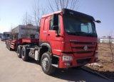 판매 트레일러 트럭을%s 세미트레일러를 가진 새로운 HOWO 트랙터 트럭