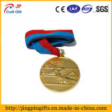 Medalla de metal de alta calidad personalizado en el Club