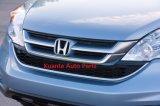 2PCS vastgestelde VoordieABS van het Traliewerk + van het Traliewerk van de Bumper voor Honda CRV Cr-V 2010-2011 71121-SWA-J31 71123-SWA-J31 wordt verchroomd