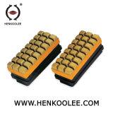 セラミックタイルの高品質のタイルLapato Abrasiver FickertのためのL100 Lapatoの研摩剤