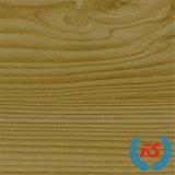 Papel impregnado melamina del grano de madera de pino para el conglomerado (8170)