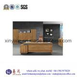 現代デザイン黒いクルミの中国のオフィス用家具表(1813#)