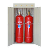Fuoco dell'estintore del sistema di lotta antincendio del Governo FM200 Hfc-227ea