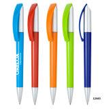 Kundenspezifischer Firmenzeichen-Entwurfs-PlastikKugelschreiber