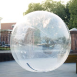 2m de walk on Water Walking hinchables bola Zorb Ball Roll