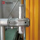 Tecon Skydeck에 유사한 알루미늄 석판 Formwork