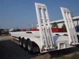 Der verwendete Sintruk 3axle 50ton Traktor-LKW/betten niedrig Sattelschlepper
