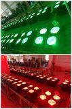 Gbr 400W LED PFEILER Licht 4*100W wärmen Farben-Publikums-Licht für Stadium