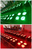 Свет 4*100W УДАРА Gbr 400W СИД греет свет аудитории цвета для этапа