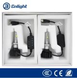 Accesorios de coche 12V 35W 6500K Super White Auto LED Bombilla del faro H4 H7 H11 H15 Motocicleta faros LED