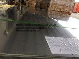 Feuilles d'acier inoxydable de la pente 321 de qualité