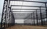 Magazzino riciclabile della struttura d'acciaio dell'Assemblea veloce di alta qualità