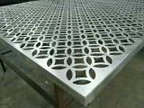 CNC het Scherpe Blad van het Metaal van het Gat van het Aluminium Comités Gesneden