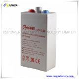 2V 250ah Opzv Batterie-Röhrenplatten-Gel-Batterie