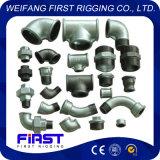 La fabbrica ha fornito le protezioni rotonde galvanizzate 301 della ghisa malleabile che si adattano