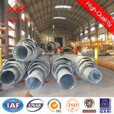 12m 10.7kn runder Stahlpole für obenliegende Zeile Projekt
