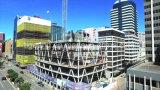 Prefabricated 큰 강철 구조물 축구 법원 또는 체육관 또는 농구장