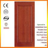 Eichen-festes Holz-Tür, Innenschlafzimmer-Holz-Tür