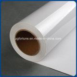 Película adesiva de dupla face, rolo de papel autocolante de dupla face -- Imprimir uso dos meios de filme de PVC transparente