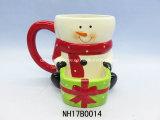 Caffè del pinguino/tazza di ceramica a forma di del tè per la decorazione di natale