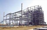 El bastidor de acero de la luz de la construcción Almacén