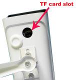 HD de 1080P 4X Wireless IP Mic 16 32 64GB câmara CCTV