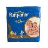 Pamper e tecido do bebê com as fitas de Backsheet PP do PE