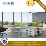 Partición de la oficina de las piernas del metal del escritorio de la oficina conceptora de Europa (UL-NM105)