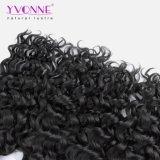 Ивонна волосы продуктов 8A Virgin бразильского Италия завивки волос человека