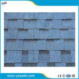 Hafen-blaue Fiberglas-Unterseiten-Asphalt-Dach-Fliesen/Asphalt-Schindel