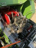 Máquina de fazer correr Multi-Stage rebitagem forjar a máquina