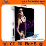Farbenreicher im Freien P10 LED Bildschirm der Qualitäts-