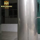 Décoratifs poli miroir bardage de colonne en acier inoxydable