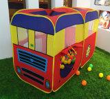 [فولدبل] فرقعت فوق يمزح أطفال [سكهوول بوس] لعبة خيمة