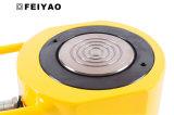 (FY-RSM)シリーズ単動のばねリターンの平らで小さい油圧ジャッキ