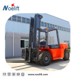 Vorkheftruck van de Dieselmotor van de Fabriek van het Merk 5tons van Noelift 10t de Goedkope voor Verkoop