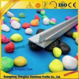 Aluminio del perfil de Extued para el perfil de aluminio del borde de la decoración