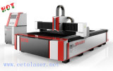 Máquina caliente del laser de la fibra del CNC de la venta 1500W para para corte de metales y el grabado