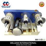 Papiervinylaufkleber-Scherblock-Ausschnitt-Maschine Vct-Dauerbetrieb-Restbild