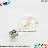 4W 2200K Dimmable Décoratif Fancy Candle LED Filament Bulb UK