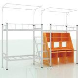 Schule-Schlafsaal-Möbel-Stahlgefäß-preiswertes Metallkoje-Bett