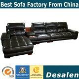 La meilleure qualité de la forme moderne de l canapé en cuir de mobilier de bureau (A848)