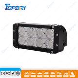 Protección IP68 80W 24V LED LED de luz de coche de la barra de luces de conducción