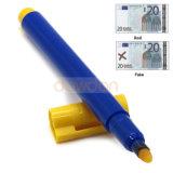 Crayon lecteur d'appareil de contrôle de billets de banque de détecteur de contrefaçon de contrôleur d'argent de cadeau de promotion