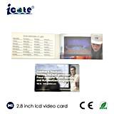 2.8 Zoll-Chinese-Import-Großverkauf-videobroschüre für Geschäft/Geschenk
